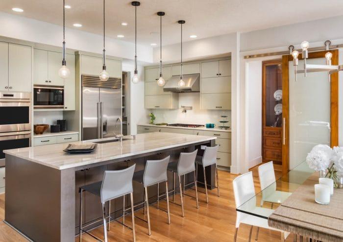 25 Best Kitchen Lighting Ideas (2018