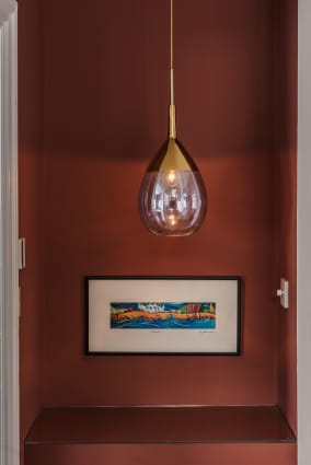 Hale interior design project - Alcove second floor