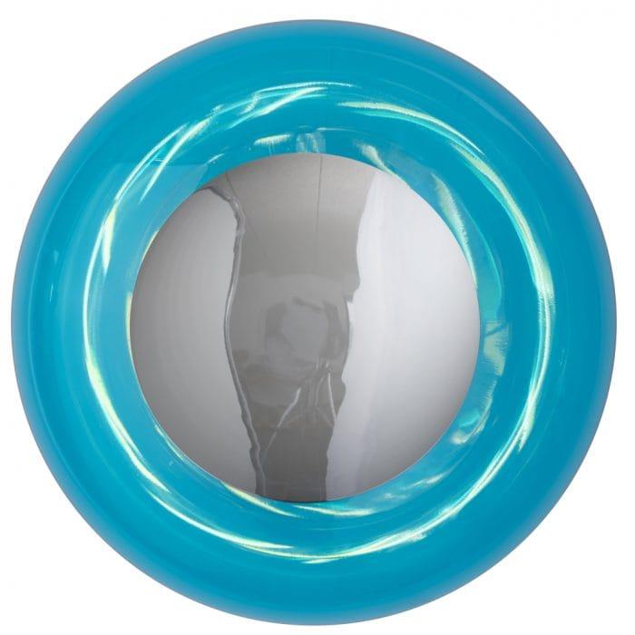Horizon Ceiling/Wall lamp in Pool Blue 29cm diameter