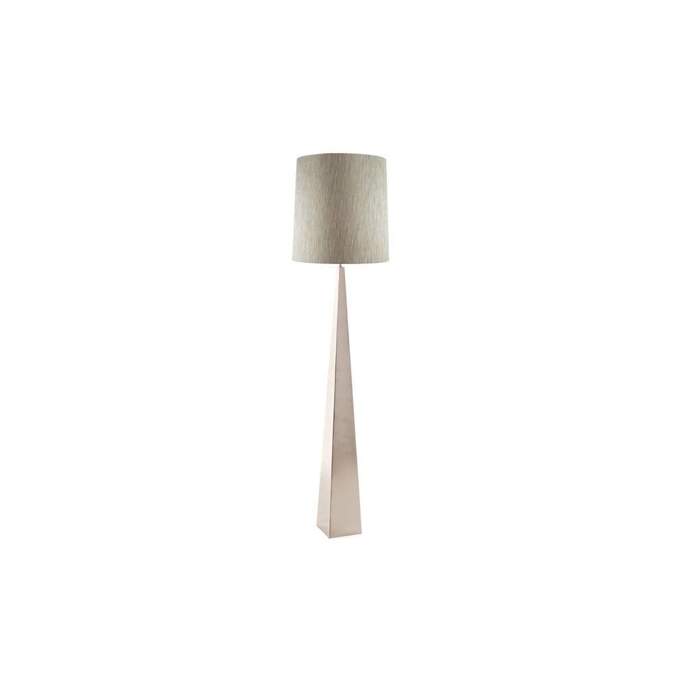 This Sophisticated Ascent Is Defined By Its Original: Elstead Ascent Floor Lamp
