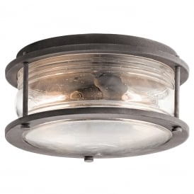 ASHLAND BAY Outdoor Ceiling Flush