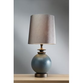 BABUSHKA Glazed Ceramic Table Lamp