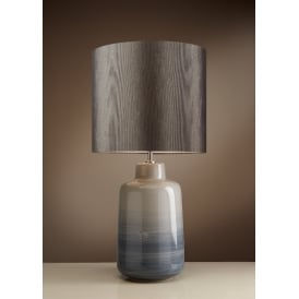 BACARI Glazed Ceramic Table Lamp