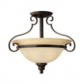 7a5ec603fd0 CELLO Semi-Flush Ceiling Light