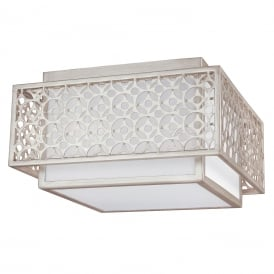 KENNEY Flush Ceiling Light