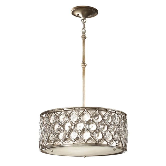 Feiss lucia pendant chandelier ceiling lights moonbeam lucia pendant chandelier aloadofball Choice Image