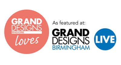 As Featured At Grand Designs