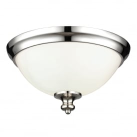 PARKMAN Flush Ceiling Light